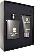 Düfte, Parfümerie und Kosmetik Trussardi Black Extreme - Duftset (Eau de Toilette 50ml + Duschgel 100ml)