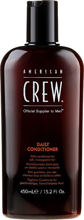Täglicher Conditioner für geschmeidiges, kontrollierbares Haar - American Crew Daily Conditioner