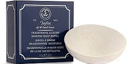 Düfte, Parfümerie und Kosmetik Traditionelle Rasierseife De Luxe Nachfüllung - Taylor Of Old Bond Street Traditional Luxury Shaving Soap Refill