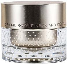 Düfte, Parfümerie und Kosmetik Anti-Falten Creme für Hals und Dekolleté - Orlane Creme Royale Neck and Decollete