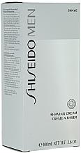 Düfte, Parfümerie und Kosmetik Rasiercreme - Shiseido Men Shaving Cream