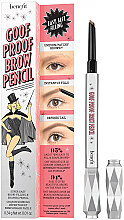 Düfte, Parfümerie und Kosmetik Augenbrauenstift - Benefit Goof Proof Brow Pencil