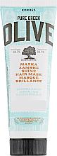 Düfte, Parfümerie und Kosmetik Maske für normales Haar mit Olivenöl und Vitamin B & E - Korres Pure Greek Olive Shine Hair Mask