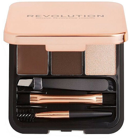Make-up Set - Makeup Revolution Brow Sculpt Kit
