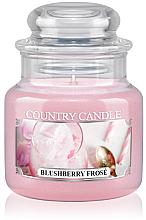 Düfte, Parfümerie und Kosmetik Duftkerze im Glas Blushberry Frose - Country Candle Blushberry Frose