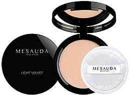 Düfte, Parfümerie und Kosmetik Mattierender Gesichtspuder - Mesauda Milano Light Velvet Powder