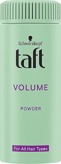 Haarpuder für mehr Volumen - Schwarzkopf Taft Volumen Powder