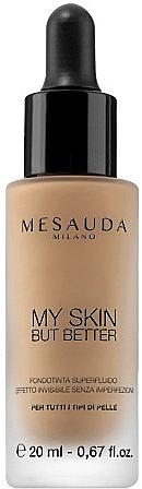 Illuminierende Foundation - Mesauda Milano My Skin But Better