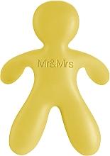 Düfte, Parfümerie und Kosmetik Mr&Mrs Fragrance Cesare Yellow Vanilla - Auto-Lufterfrischer Vanille