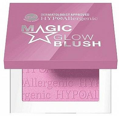 Hypoallergenes Rouge mit Highlightereffekt - Bell HYPOAllergenic Magic Glow Blush
