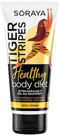 Glättendes Körpergel gegen Dehnungsstreifen - Soraya Healthy Body Diet