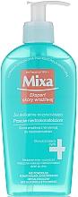 Düfte, Parfümerie und Kosmetik Seifenfreies Reinigungsgel - Mixa Sensitive Skin Expert Cleansing Gel