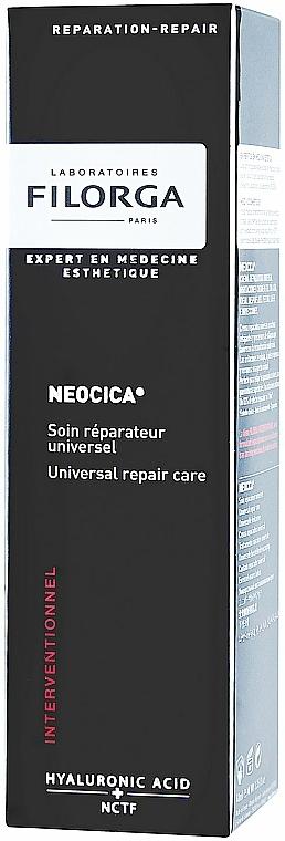 Regenerierendes Gesichtsfluid mit Hyaluronsäure - Filorga Neocica