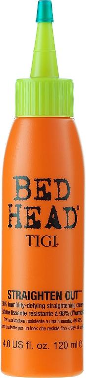 Glättungscreme - Tigi Bed Head Straighten Out Straightening Cream