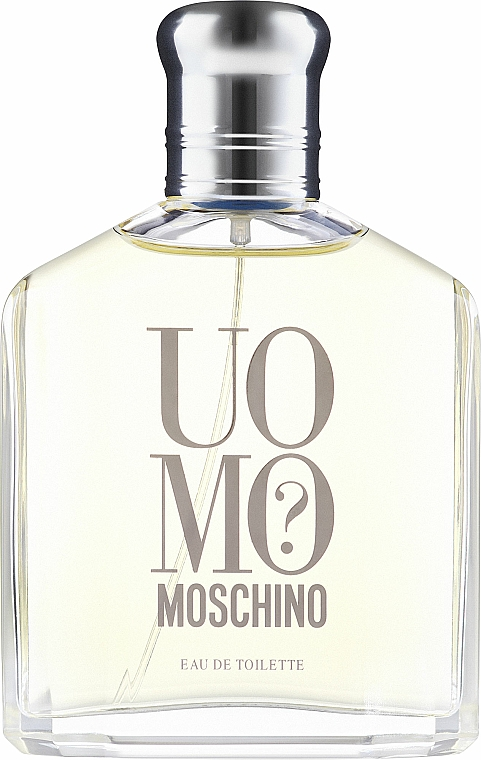 Moschino Uomo - Eau de Toilette