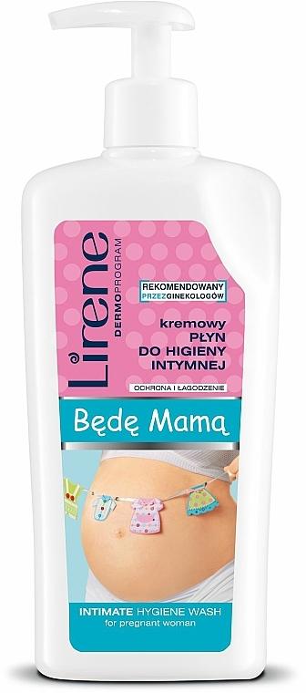 Gel für die Intimhygiene für Schwangere - Lirene Mama Intimate Hygiene Wash For Pregnant Woman