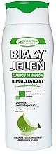 Düfte, Parfümerie und Kosmetik Hypoallergenes beruhigendes Shampoo mit natürlichem Chlorophyll - Bialy Jelen Hypoallergenic Shampoo