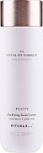 Düfte, Parfümerie und Kosmetik Pflegendes Gesichtsreinigungstonikum mit indischer Rose und Moringa - Rituals The Ritual Of Namaste Clarifying Facial Toner