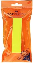 Düfte, Parfümerie und Kosmetik Nagelpufferblock 120/150 74813 gelb - Top Choice Colours Nail Block