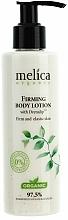 Düfte, Parfümerie und Kosmetik Straffende Körpermilch mit Drenalip - Melica Organic Firming Body Lotion