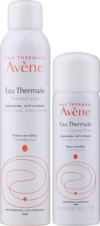Gesichtspflegeset - Avene Eau Thermale Water (Thermalwasser 50ml + Thermalwasser 300ml)