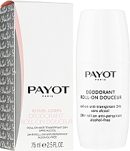 Düfte, Parfümerie und Kosmetik Aufweichendes Deo Roll-on - Payot Le Corps Deodorant Ultra Douceur Alcohol Free Roll On Deodorant
