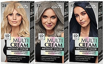 Haarfarbe - Joanna Multi Cream Color Metallic