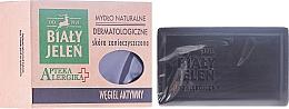 Düfte, Parfümerie und Kosmetik Dermatologische Körperseife mit Aktivkohle - Bialy Jelen Apteka Alergika Soap