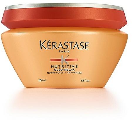Pflegende und glättende Haarmaske für trockenes und widerspenstiges Haar - Kerastase Nutritive Oleo-Relax