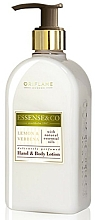 Düfte, Parfümerie und Kosmetik Hand- und Körperlotion mit Zitrone und Verbene - Oriflame Essense & Co. Hand&Body Lotion