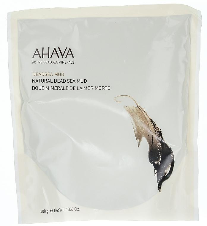 Mineralienschlamm vom Toten Meer - Ahava Deadsea Mud Natural