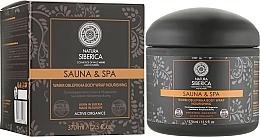 Düfte, Parfümerie und Kosmetik Feuchtigkeitsspendende Körpermaske mit Sanddornöl - Natura Siberica Sauna&Spa