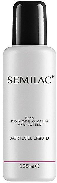 Acryl-Flüssigkei - Semilac Acrylic Gel Liquid