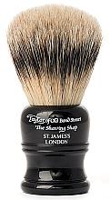 Düfte, Parfümerie und Kosmetik Rasierpinsel SH2B schwarz - Taylor of Old Bond Street Shaving Brush Super Badger Size M