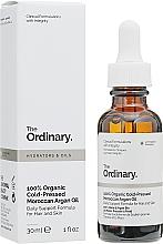 Düfte, Parfümerie und Kosmetik Kaltgepresstes marokkanisches Bio Arganöl für Haar und Körper - The Ordinary 100% Organic Cold-Pressed Moroccan Argan Oil