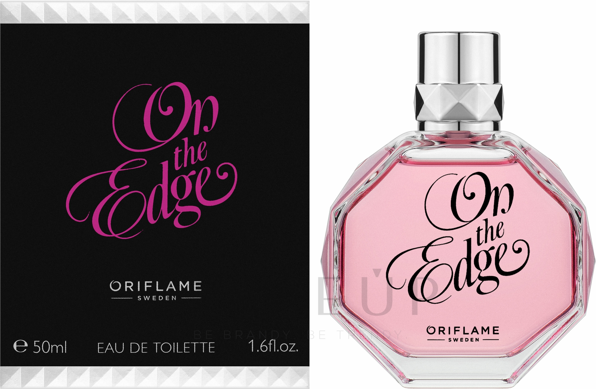 Oriflame On The Edge - Eau de Toilette  — Bild 50 ml