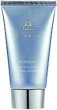 Düfte, Parfümerie und Kosmetik Tiefe feuchtigkeitsspendende Gesichtscreme mit Sheabutter und Niacinamid - Cosmedix Humidify Deep Moisture Cream