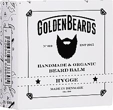 Düfte, Parfümerie und Kosmetik Bartbalsam Hygge - Golden Beards Beard Balm