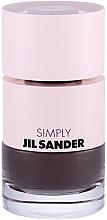 Düfte, Parfümerie und Kosmetik Jil Sander Simply Poudree Intense - Eau de Parfum