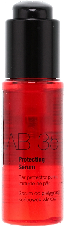 Haarspitzen-Pflegeserum - Kallos Cosmetics Lab35 Protecting Serum