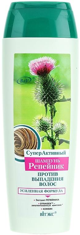 "Shampoo gegen Haarausfall ""Klette"" - Vitex"