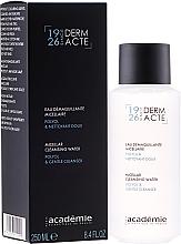 Düfte, Parfümerie und Kosmetik Mizellen-Reinigungswasser - Academie Derm Acte Micellar Water