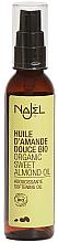 Düfte, Parfümerie und Kosmetik Mildes Süßmandelöl - Najel Natural Organic Sweet Almond Oil