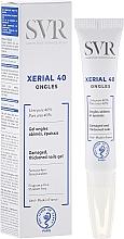 Düfte, Parfümerie und Kosmetik Pflegegel für verdickte und beschädigte Nägel mit 40% Harnstoff - SVR Xerial 40 Ongles Gel