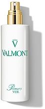 Düfte, Parfümerie und Kosmetik Beruhigender und erfrischender Pflegenebel für das Gesicht - Valmont Primary Veil