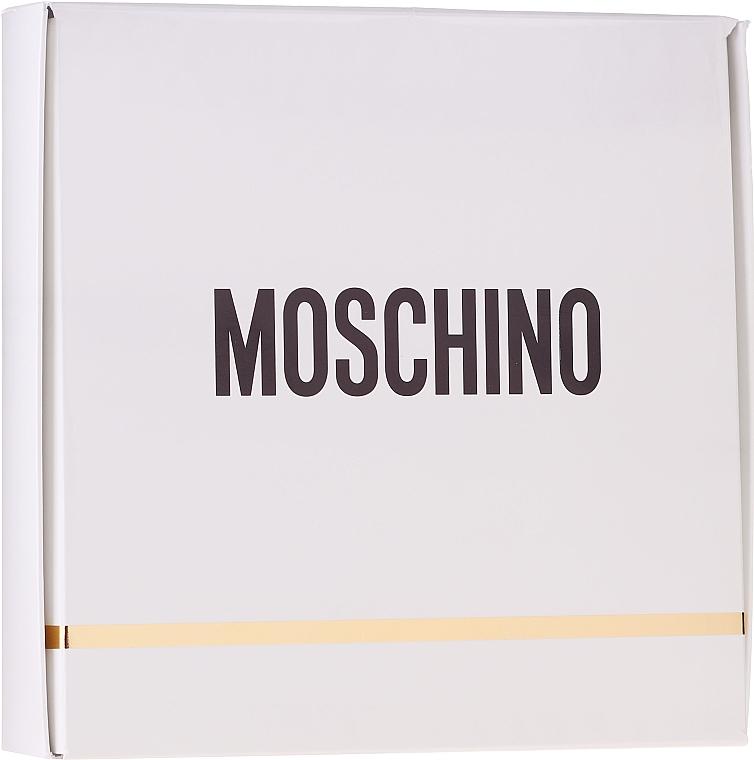 Moschino Fresh Couture - Duftset (Eau de Toilette 5ml + Duschgel 25ml + Körperlotion 25ml)
