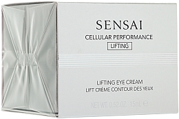 Düfte, Parfümerie und Kosmetik Augenlifting-Creme - Kanebo Sensai Cellular Performance Lifting Eye Cream