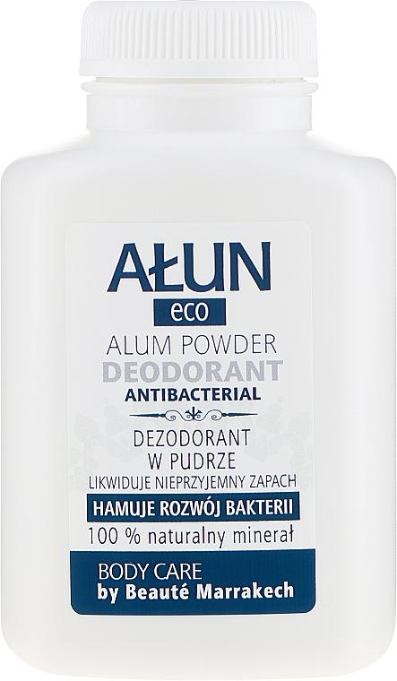 """100% Natürliches Deo-Pulver """"Alaunstein"""" - Beaute Marrakech"""