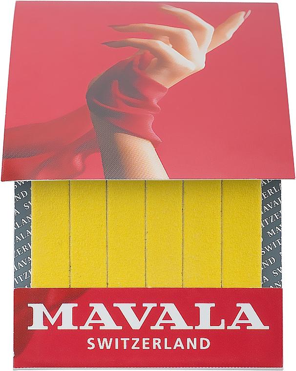 Mini-Nagelfeilen-Etui - Mavala Mini Emery Boards