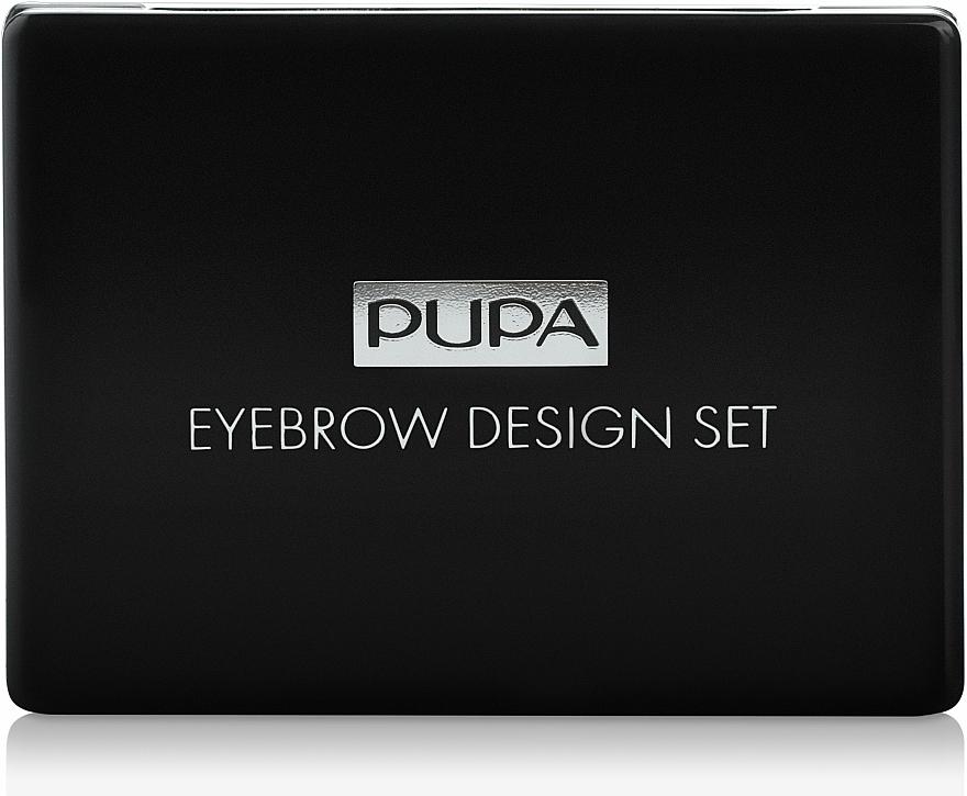 Augenbrauen-Make-up - Pupa Design Eyebrow